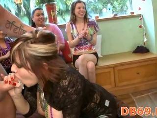 Porn Tube of Girls Sucking Dirty Dick Of Strip Dancer