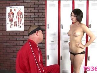 Porn Tube of Deep In Schoolgirls Pussy