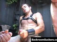 Blow Jobs in the Back Room