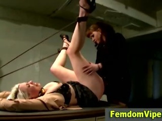 Porn Tube of Bdsm Lezdom Nasty Fetish Mistress