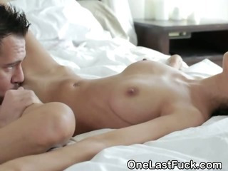 Porno Video of Hot Brunette Amateur Eaten Out And Riding On A Dick