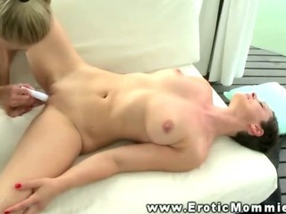 Porn Tube of Sapphic Love Between Two Mature Ladies