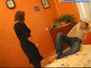 Sex Movie of Mature Mother Son Sex - Fake Mom Son 5