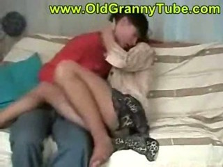 Porn Tube of Mature Mother Fucked By Son