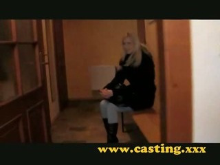 Porno Video of Casting - Big Boobed Milf Didn't Expect Anal