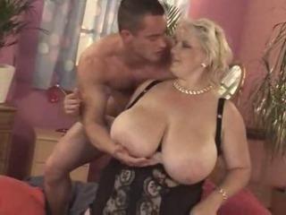 Porn Tube of Fat Tits Fuck