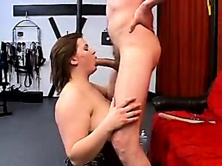 Porn Tube of One More Brunette Bbw