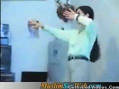 Kurdish Girl Fucked By 2 Guys