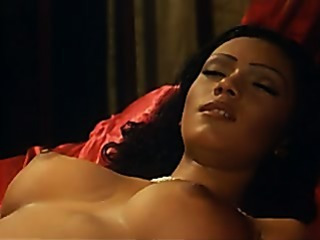 Porn Tube of Very Sexy Threesome Ffm