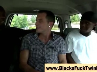 Porno Video of Interracial Ebony And Ivory Fuck Session Gets Occuring