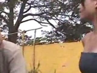 Porno Video of Brenda Lins Brazilian Car Fuck