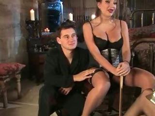 Porno Video of The Butler Takes Revenge