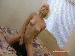 My First Time To Ride A Sybian