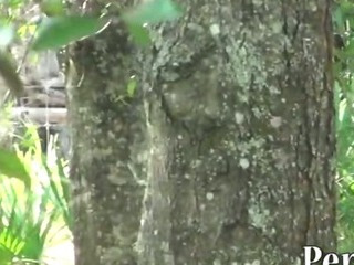 Porno Video of Gun Shooting Amateur Girl Fucked Outdoor In The Woods
