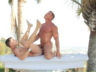 Porno Video of Massagecocks Sex And Sunshine Massage.p3