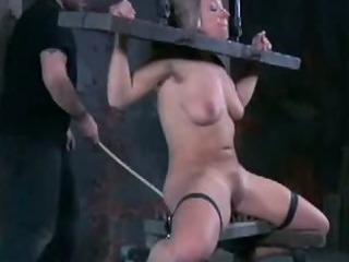 Porno Video of Oil And Dirt Bondage