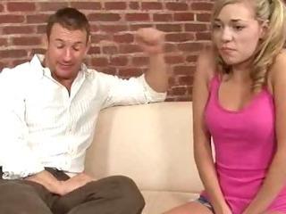Porn Tube of Juicy Schoolgirl Fucked