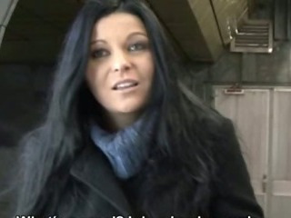 Porn Tube of Czech Streets - Kristyna