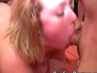 Porno Video of A White British Bbw Is Fucked Doggy Style Then Takes Facials
