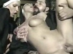 Nuns horny for cock  pt 1