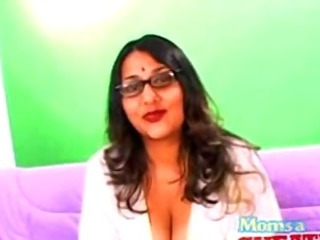 Porn Tube of Rita Patel Cheating Indian Mom