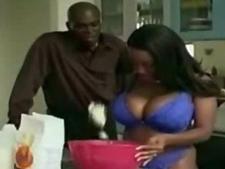 Sex Movie of Ebony Milf 02