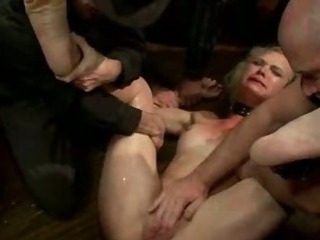 Porno Video of Busty Beauty Submits