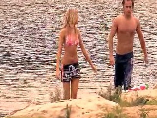 Porno Video of Indiana Evans - Home And Away
