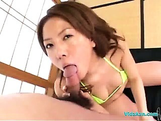 Porn Tube of Bikini Girls Gives Handjob And Blowjob