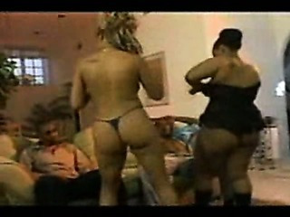 Porn Tube of 2 Big Ass Hoes
