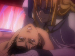 Hentai gay fucked with his master
