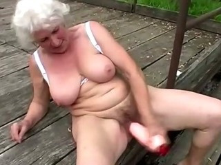 Porno Video of Check Out This Dirty Grandma