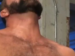 Porn Tube of Bearded Gays Demand Boy To Taste Them All