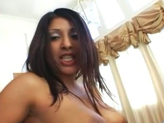 Porno Video of Big Tits Destiny Screwed By A Big Black Cock And Have A Facial