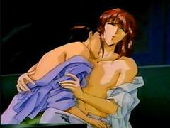 Hentai gays naked and make hot love