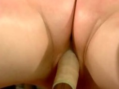 Teen gets her ass whipped then fucked