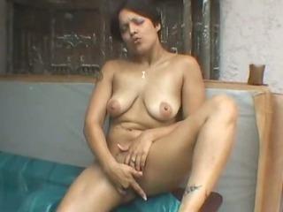 Porno Video of Latina Outdoor Jacuzzi Fun