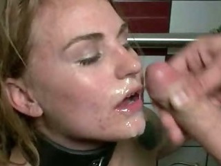 Porn Tube of Busty Waitress Punished