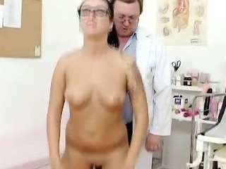 Porn Tube of Kirsten Plant In Gyno Hospital Bizarre Cunt Checkup