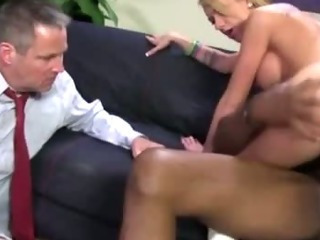 Porno Video of Tight Ass Interracial Teen Takes Big Cock