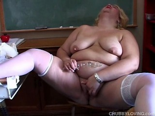 Porno Video of Big And Busty Beautiful Blonde Bbw