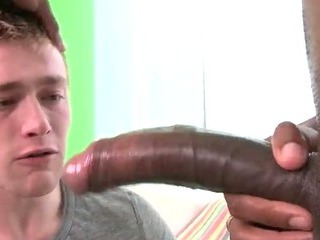 Porno Video of Young Stud Fucking And Sucking Big Black