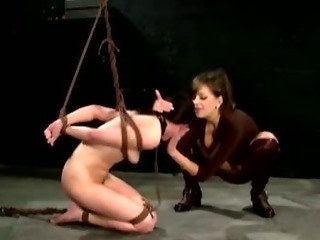 Porn Tube of Bdsm Bondage Fetish Lezdom Mistress
