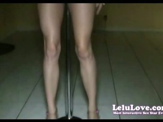 Porno Video of Lelu Love Is Your Own Personal Stripper To Fuck
