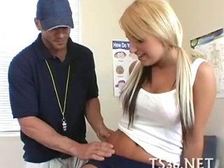 Porno Video of Vicious Schoolgirl Fuck
