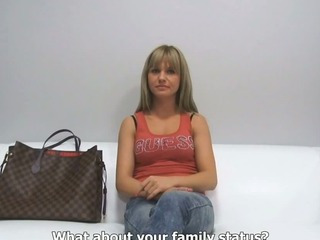 Porno Video of Czech Casting - Katka (2119)