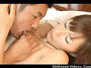 Sex Movie of Moaning Asian Amateur Fuck
