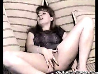 Porn Tube of Girlfriend Pussy Play Orgasm