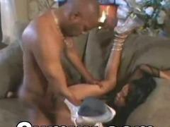 Crazy Ebony Hardcore Sex