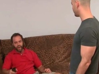 Sex Movie of Married Straight Guy Gets Anus Fingered